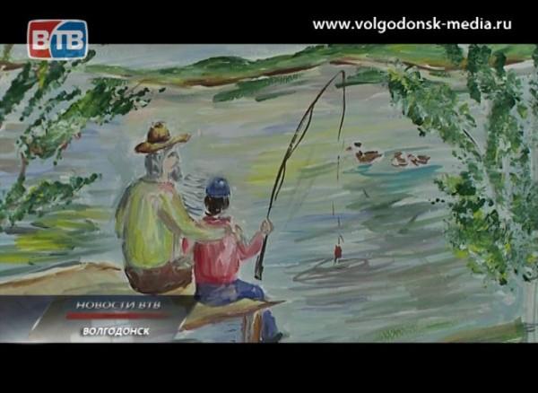 В Волгодонске открылась выставка «Разноцветная палитра»