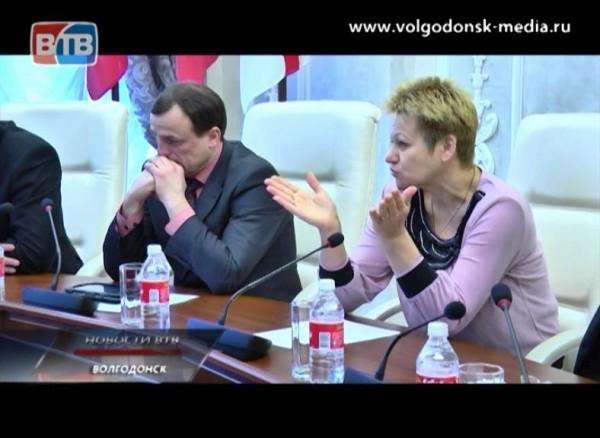 Депутаты городской Думы обсудили проблемы предпринимателей