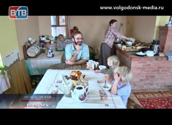 Многодетная семья Галич восстановила сгоревшее жилье