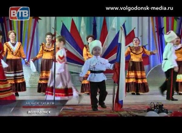 Торжественный концерт, посвященный «Дню защитника Отечества»