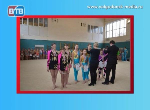 Чемпионат Ростовской области по спортивной акробатике