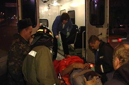 Водитель навнедорожнике насмерть сбил БОМЖа