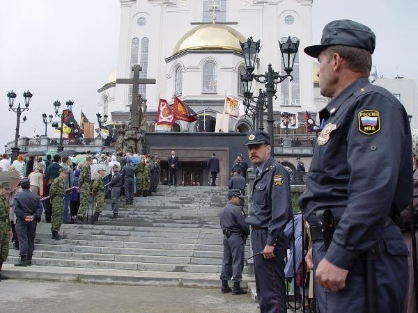 Полицейские будут духовно обогащаться