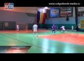 «Мегадон» взял золото чемпионата города по мини-футболу
