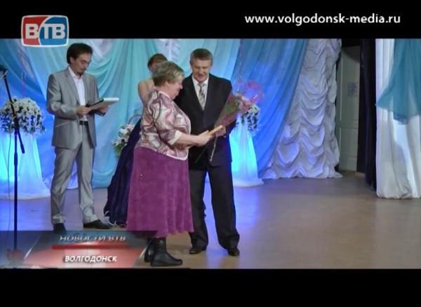 В Волгодонске сегодня чествовали работников торговли