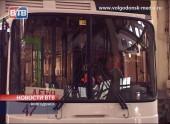 Зима, вернувшаяся вВолгодонск, внесла коррективы вмаршруты движения троллейбусов