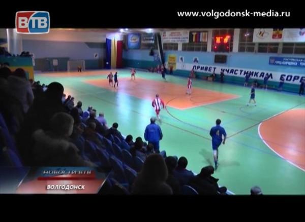 Продолжается чемпионат города по мини-футболу