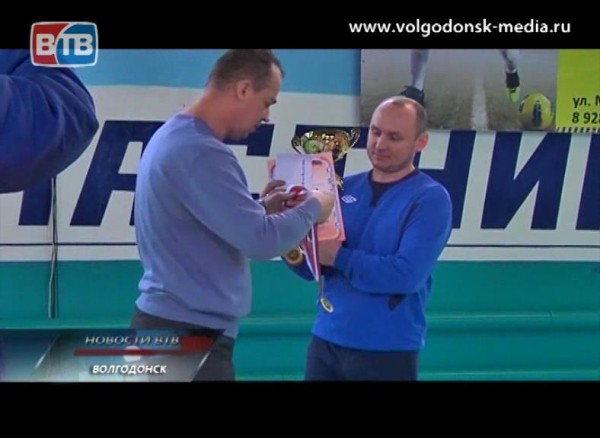 Чемпионат Волгодонска по мини-футболу завершен