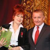 Татьяна Белоусова получила орден «За заслуги перед Отечеством II степени»