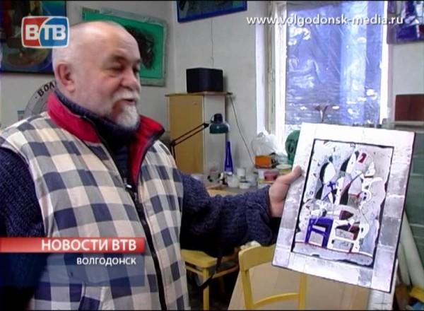 Выставка Георгия Лиховида