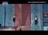 Завершился третий этап кубка города по спортивному скалолазанию