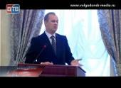 Игоря Батлукова наградили Почетным золотым знаком