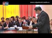 Мэр Волгодонска Виктор Фирсов отчитался перед городской Думой
