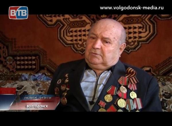 Фронтовик Иван Сергеевич Воронченко рассказал свою историю