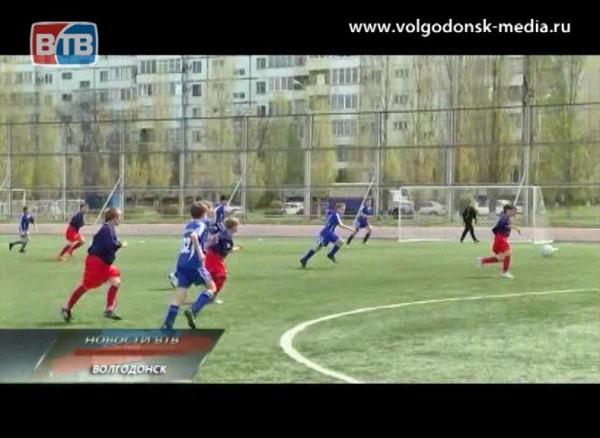 Футбольный турнир среди детских команд по мини-футболу