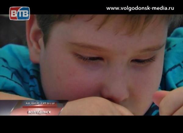 Ежегодная акция телекомпании ВТВ «Улыбка ребенка» продолжается