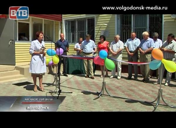 Открытие педиатрического корпуса «Детской городской больницы» после капитального ремонта