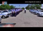 Сотрудники ГИБДД выявляют нарушения на участке дороги Ростов-на-Дону — Семикаракорск — Волгодонск