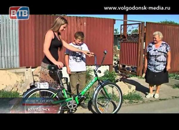 Продолжается акция телекомпании ВТВ «Улыбка ребёнка»