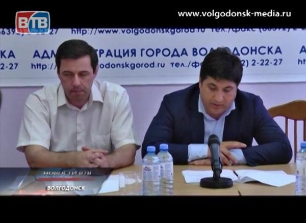 Уполномоченный по правам предпринимателей Ростовской области посетил Волгодонск