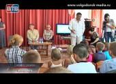 Заслуженные артисты России встретились с детьми из реабилитационного центра