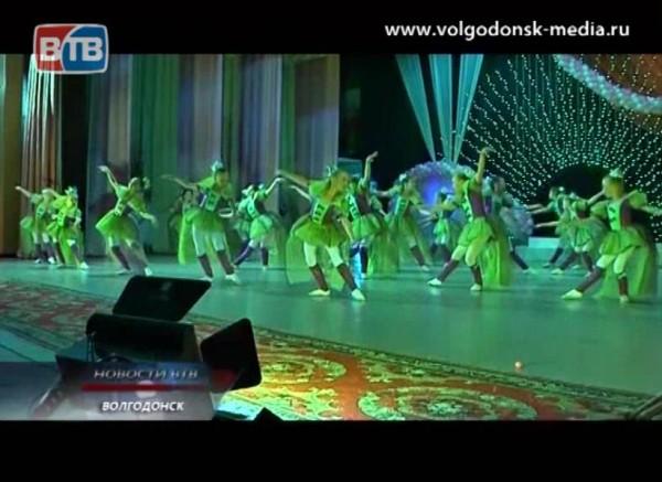 «Алые паруса» выступили с отчетным концертом