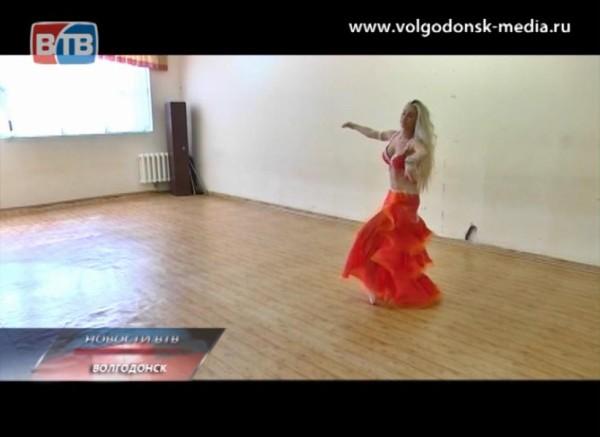 Алена Никитина стала вице-чемпионкой России по классическому восточному танцу