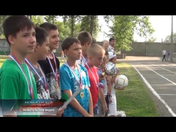 В Волгодонске завершился футбольный турнир «Кожаный мяч»