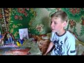 Акция «Улыбка ребенка» в гостях у Константиновых