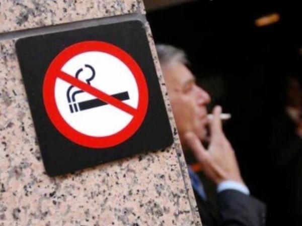 Эта рабочая неделя станет последней, перед вступлением в силу закона о курении