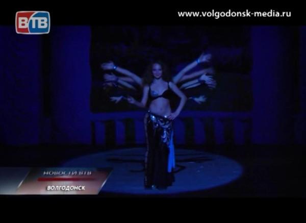 Студия танца «Аиша» представила шоу «Реальная сказка-2. Золушка»