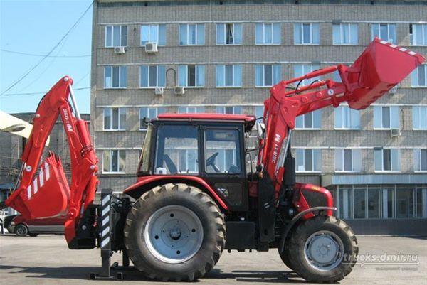 Тракторы оснастят системой Глонасс