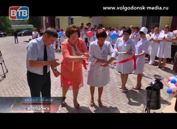 Министр здравоохранения Ростовской области увидела обновленную детскую городскую больницу
