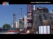 Настройплощадку Ростовской АЭС доставлен корпус реактора 3 энергоблока