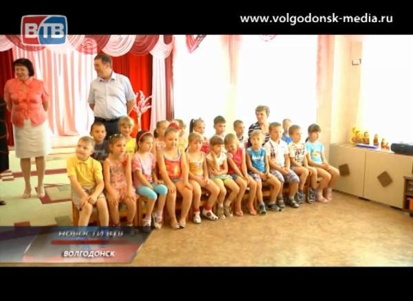 Мэр Волгодонска посетил школы идетские сады города