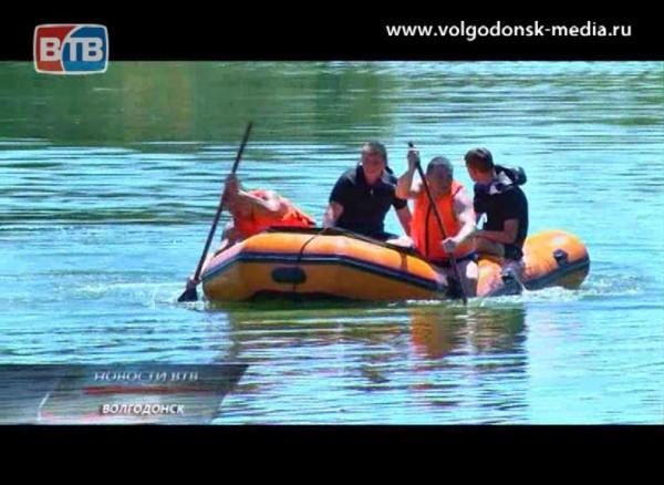 Областные соревнования среди спасателей продолжаются