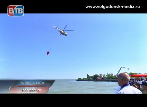 ВВолгодонске прошли тренировочные сборы руководителей противопожарной службы совсего ЮФО