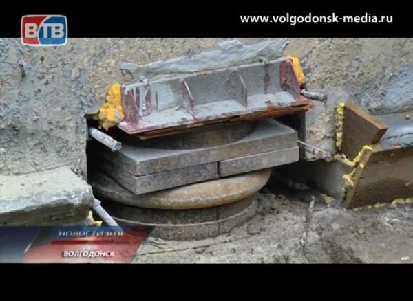 Как выравнивают дома вВолгодонске врамках повышения ихэксплуатационной надежности?