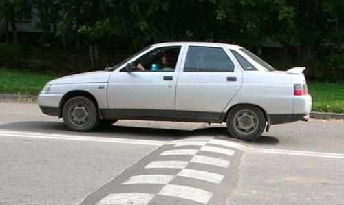 «Лежачих полицейских» в Волгодонске станет больше