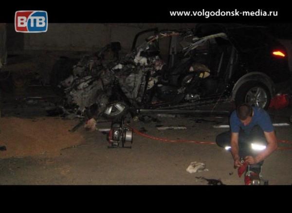 Автомобильная авария сучастием грузовика под Волгодонском унесла жизни двух человек