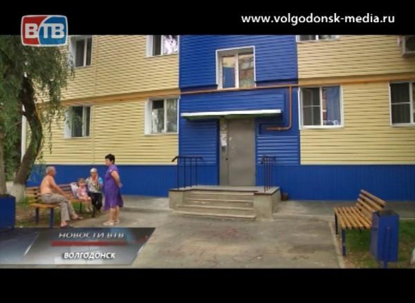 Завершился ремонт ПЭНовского дома 151 по улице Степной