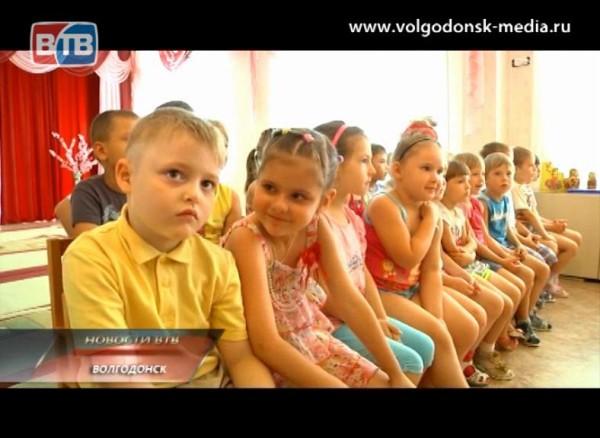 Готовящийся коткрытию детский сад встанице Романовской наполовину сократит имеющуюся там очередь
