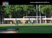 Волгодонский футбольный клуб «Маяк» продолжает победную серию