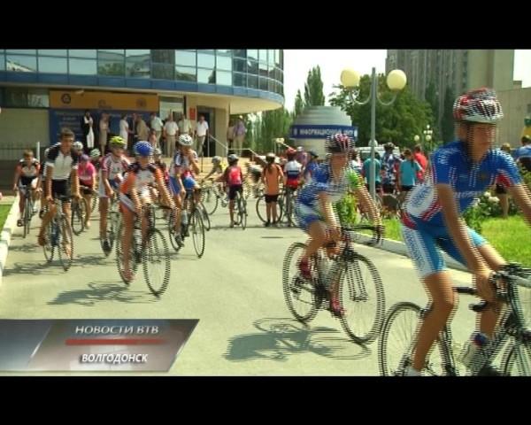 Сегодня отинформационного центра РоАЭС взял старт областной велослёт
