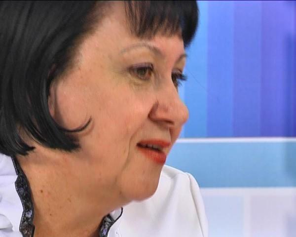 Наталья Полищук о праздновании дня рождения Волгодонска