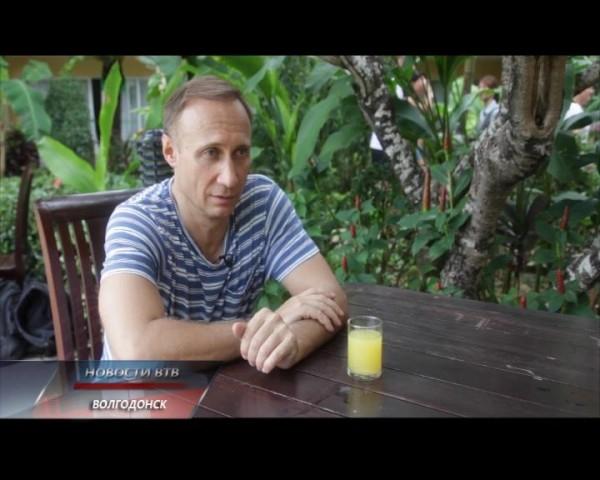 Генеральный директор Телекомпании ВТВ Анатолий Горбунов отмечает 50-летний юбилей