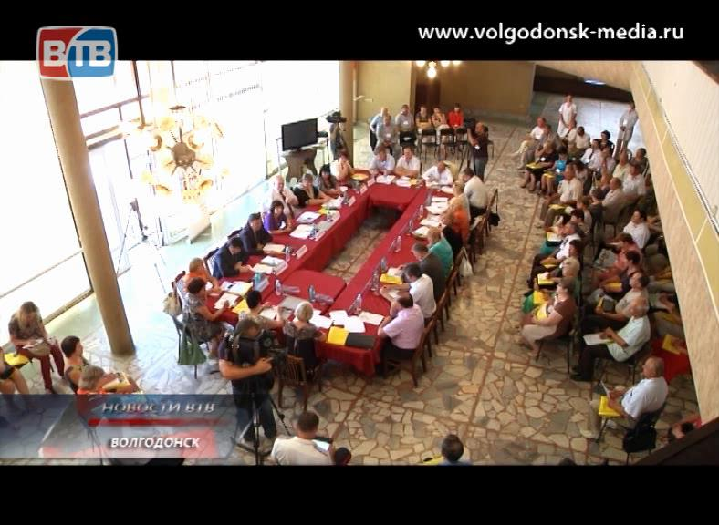 ВВолгодонске прошел гражданский форум, посвященный проблемам медицины