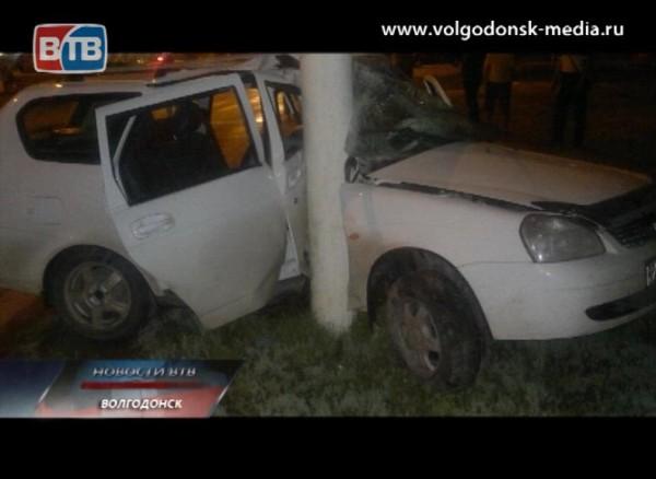 Очередное ДТП в Волгодонске