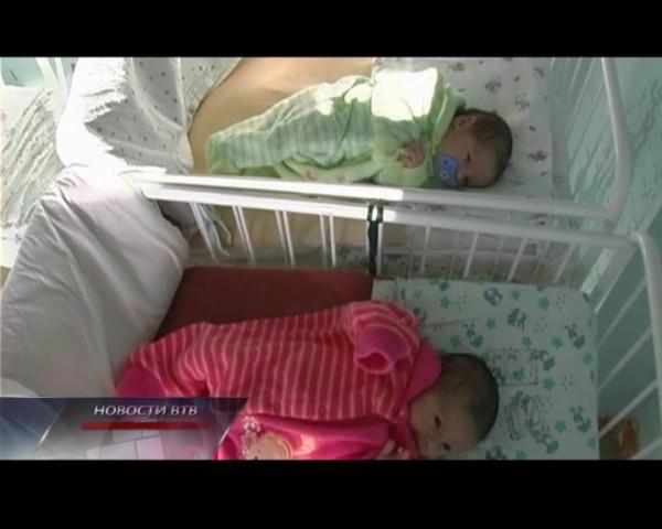 В области смертность превышает рождаемость