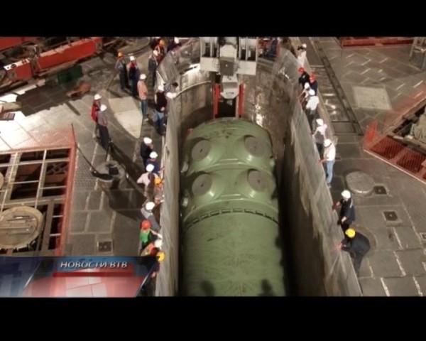 На строительство Ростовской АЭС дополнительно принимают 800 рабочих